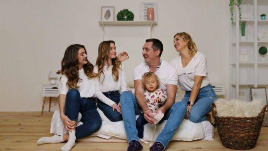 CLUTCH.UA: Дядя Жора рассказал, какое будущее ждет его дочерей