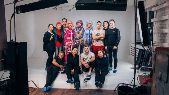 Бекстейдж съёмки клипа OPIUM BAND — Танці на хмарах